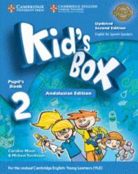 (2 ED) EP 2 - KID'S BOX ESS (AND)