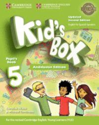 (2 ED) EP 5 - KID'S BOX ESS (AND)