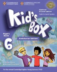 (2 ED) EP 6 - KID'S BOX ESS (AND)