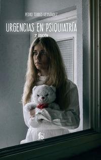 Urgencias En Psiquiatria - Rafael Ceballos Atienza