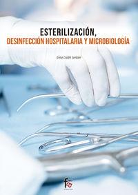 ESTERILIZACION, DESINFECCION HOSPITALARIA Y MICROBIOLOGIA