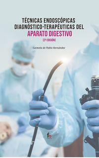 Tecnicas Endoscopicas - Diagnostico-Terapeuticas - Carmela De Pablo Hernandez
