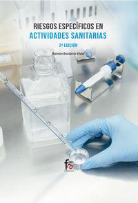 RIESGOS ESPECIFICOS EN ACTIVIDADES SANITARIAS-2 EDICION