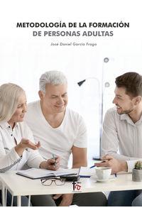 METODOLOGIA DE LA FORMACION DE PERSONAS ADULTAS
