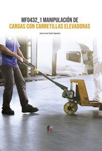 CP - MANIPULACION DE CARGAS CON CARRETILLAS ELEVADORAS MF0432_1