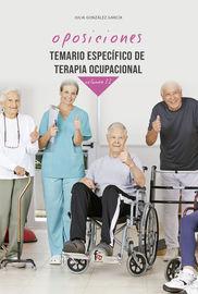 Temario Especifico De Terapia Ocupacional Ii - Julia Gonzalez Garcia