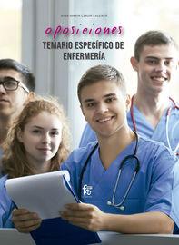 Temario Especifico De Enfermeria - Aina Maria Cerda Alenya