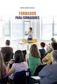 (3 ED) FORMADOR PARA FORMADORES
