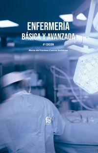 (4 ed) enfermeria basica y avanzada - Maria Del Carmen Cuerva Gutierrez