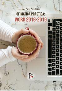 OFIMATICA PRACTICA - WORD (2016-2019)
