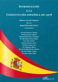 INTRODUCCION A LA CONSITUCION ESPAÑOLA DE 1978