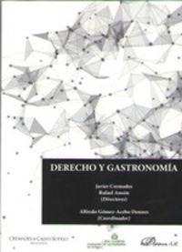 DERECHO Y GASTRONOMIA