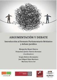 Argumentacion Y Debate - Margarita Bonet