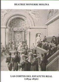 CORTES DEL ESTATUTO REAL, LAS (1834-1836)
