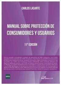 MANUAL SOBRE PROTECCION DE CONSUMIDORES Y USUARIOS