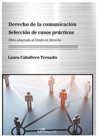 DERECHO DE LA COMUNICACION - SELECCION DE CASOS PRACTICOS