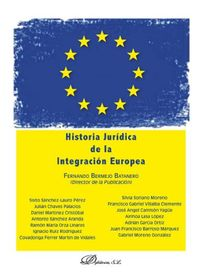 HISTORIA JURIDICA DE LA INTEGRACION EUROPEA