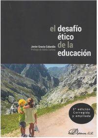DESAFIO ETICO DE LA EDUCACION, EL