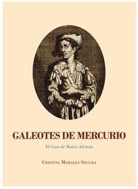 GALEOTES DE MERCURIO - EL CASO DE MATEO ALEMAN: LA INTERACCION ENTRE EL DERECHO Y LA LITERATURA EN EL INFORME DE LA MINA DE MERCURIO DE ALMADEN Y EL GUZMAN DE ALFARACHE