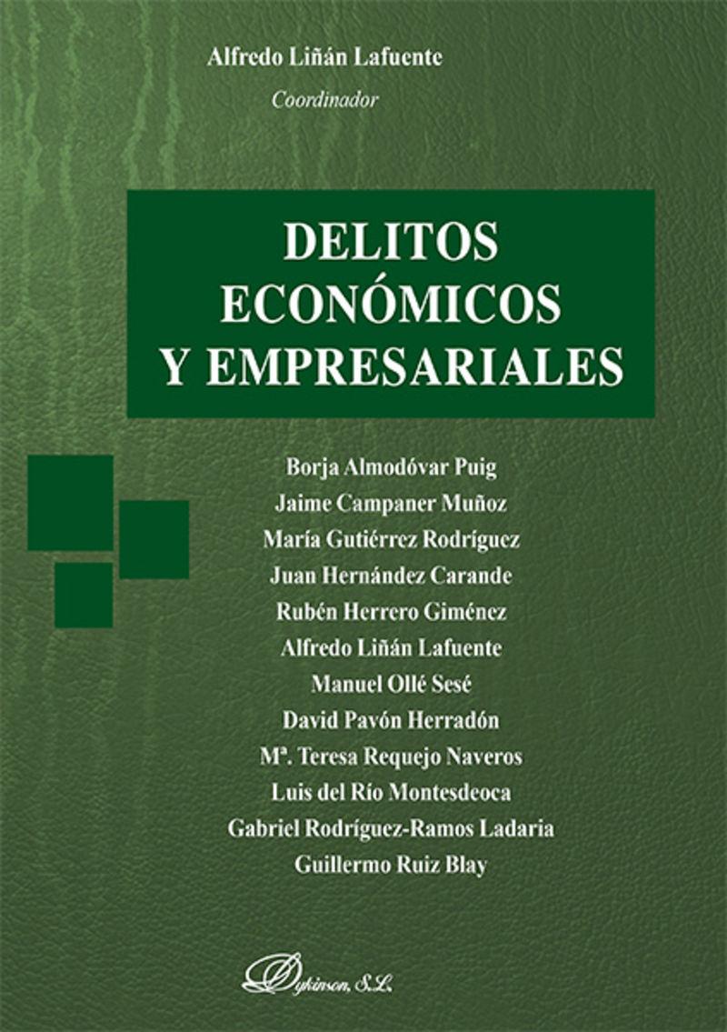 DELITOS ECONOMICOS Y EMPRESARIALES