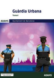 TEMARI - GUARDIA URBANA - AJUNTAMENT DE BARCELONA