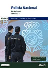 TEMARIO 2 - POLICIA NACIONAL - ESCALA BASICA