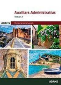 TEMARI 2 - AUXILIARS ADMINISTRATIUS - CORPORACIONS LOCALS - CATALUNYA
