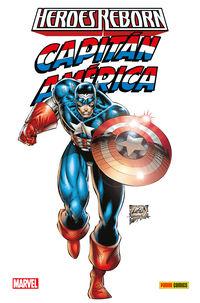 HEROES REBORN 4 - CAPITAN AMERICA