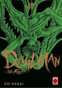 DEVILMAN - THE FIRST 3