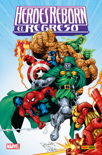 HEROES REBORN 5 - EL REGRESO