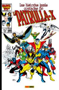 HISTORIAS JAMAS CONTADAS DE LA PATRULLA-X, LAS 1