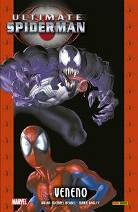 Ultimate Integral - Ultimate Spiderman 4 - Veneno - Mark Bagley / Brian Michael Bendis