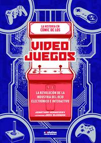 HISTORIA EN COMIC DE LOS VIDEOJUEGOS, LA