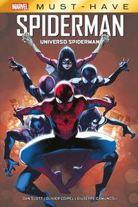 SPIDERMAN - UNIVERSO SPIDERMAN