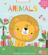 ANIMALS - AMICS PUZLES