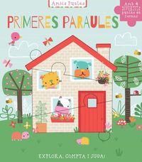 PRIMERES PARAULES - AMICS PUZLES