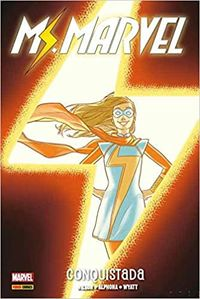 MS. MARVEL 2 - CONQUISTADA