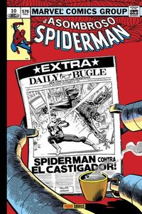ASOMBROSO SPIDERMAN 10 - ¿HEROE O AMENAZA?