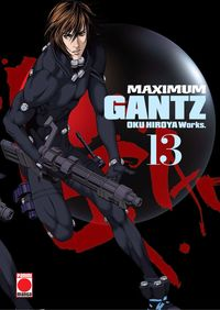 MAXIMUM GANTZ 13