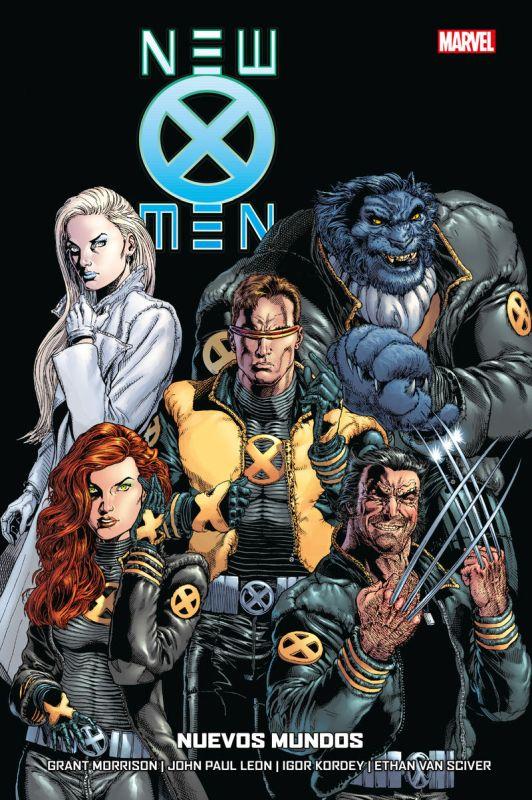 NEW X MEN 3 - NUEVOS MUNDOS