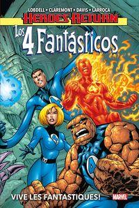 4 FANTASTICOS, LOS 1 - VIVE LA FANTASTIQUE!