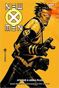 NEW X-MEN 5 - ATAQUE A ARMA PLUS