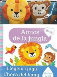 AMICS DE LA SELVA - LLIBRE DE BANY TITELLES DE DIT