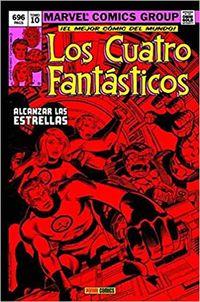 CUATRO FANTASTICOS, LOS 10 - ALCANZAR LAS ESTRELLAS