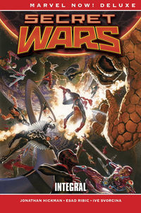 SECRET WARS - INTEGRAL