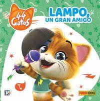 Lampo, Un Gran Amigo - Aa. Vv.