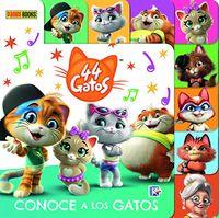 Conoce Los Gatos - Aa. Vv.