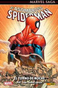 marvel saga 110 - el asombroso spiderman 49 - el turno de noche - Humberto Ramos / Christos Gage / [ET AL. ]