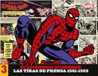 EL ASOMBROSO SPIDERMAN - LAS TIRAS DE PRENSA 3 (1981-1982)
