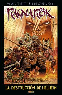 RAGNAROK 3 - LA DESTRUCCION DE HELHEIM
